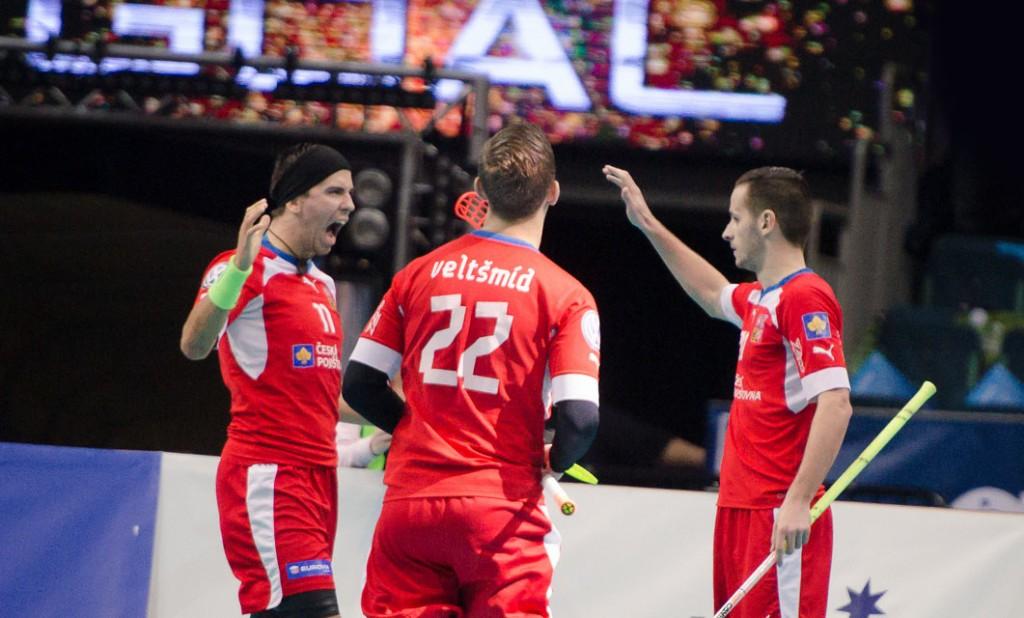 Målskytt mot Finland i VM-semifinalen.