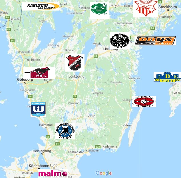 Allsvenskan Sodra 2018 2019 Fbc Lerum Innebandy